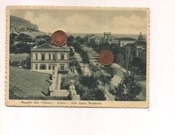 PA386 SICILIA MONDELLO PALERMO 1939 TRAM Viaggiata - Palermo