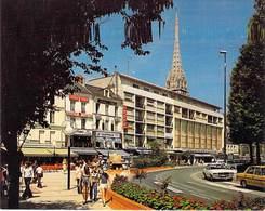 14 - Caen - Boulevard Maréchal LECLERC Et Clocher Eglise St Pierre - N° 5 (Stelle Artois) - Caen