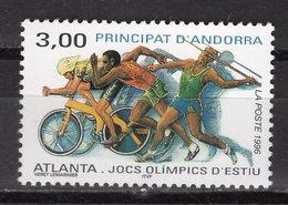 ANDORRA - 1996 Olympic Games - Atlanta, USA  M97 - French Andorra