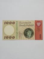 POLONIA 1000 ZLOTYCH 1965 - Poland