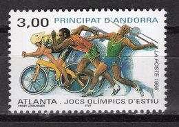 ANDORRA - 1996 Olympic Games - Atlanta, USA  M98 - French Andorra