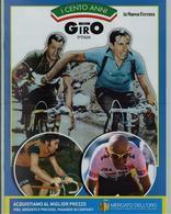 """"""" I CENTO ANNI DEL GIRO D'ITALIA"""" , 2009, """" IL FASCINO DEL PEDALE"""", Pagg. 68 - Ciclismo"""
