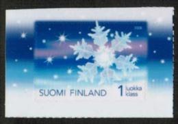 2008 Finland, Frosty Night MNH. - Holograms