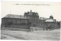 Pas De Calais BRUAY Les Grands Bureaux De La Compagnie Des Mines De Bruay - France