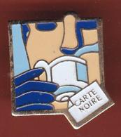 54224-Pin's.café Carte Noire.boisson.. - Boissons
