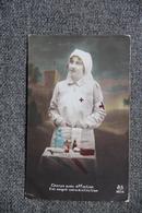 CROIX ROUGE - Infirmière. - Croix-Rouge