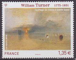 Timbre Neuf ** N° 4438(Yvert) France 2010 - Tableau De William Turner - France