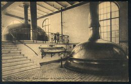 X03 - La Brasserie - Etage Supérieur De La Salle De Brassage - Brouwerij / Brewery - Bier / Beer - Belgien