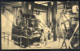 X03 - La Brasserie - Concassage - Brouwerij / Brewery - Bier / Beer - Belgien