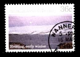 Terr.Antarq.Australien 1987  Mi.Nr: 77  Landschaften  Oblitèré / Used / Gebruikt - Territoire Antarctique Australien (AAT)