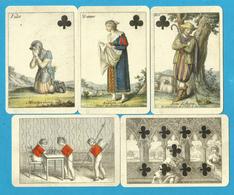 Jeu De Cartes à Transformations - Playing Cards (classic)