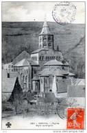 63 - ORCIVAL - L'église - Autres Communes