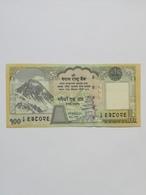 NEPAL 100 RUPEES - Nepal