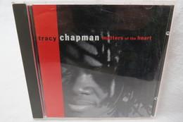 "CD ""Tracy Chapman"" Matters Of The Heart - Soul - R&B"