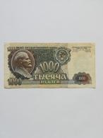 RUSSIA 1000 RUBLES 1992 - Russia