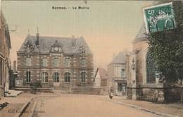 CPA HERMES (60) LA MAIRIE - France