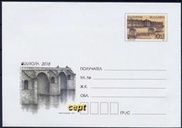 Bulgaria/ Bulgarie - Europa Cept 2018 - Couverture Postale - 2018