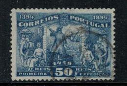 Portugal // 1894 //  50r Bleu - 1892-1898 : D.Carlos I