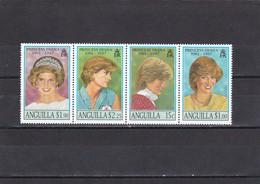 Anguilla Nº 911 Al 914 - Anguilla (1968-...)