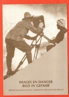 DA11-11 Images En Danger Bild Im Gefahr Carte Du Centre Valaisan Du Film - VS Valais