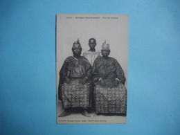 AFRIQUE OCCIDENTALE  FRANCAISE  -  ( Sénégal - Mauritanie - Gambie )  -  Femmes Ouolofs  - - Mali