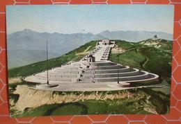 MONTE GRAPPA Cimitero Ossario CARTOLINA 1971 - Altre Città