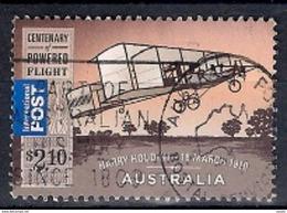 Australia 2010 - The 100th Anniversary Of The Powered Flight - Usados