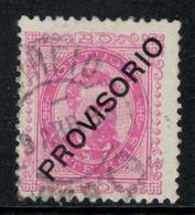 Portugal // 1892-1893 //  20r Rose Oblitéré - 1892-1898 : D.Carlos I