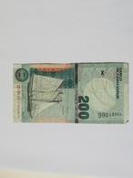 CAPO VERDE 200 ESCUDOS 2005 - Capo Verde