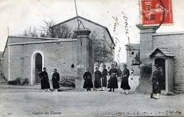 Caserne Des Zouaves - Algeria
