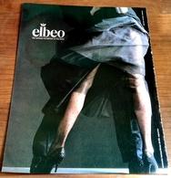 Antigua Publicidad - ELBEO - Moda - Extraído De Revista 1984  - 30x22,5cm - Publicidad