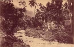 ILES MARQUISES NUKA HIVA LA VALLEE DE TAIPI VAI - French Polynesia