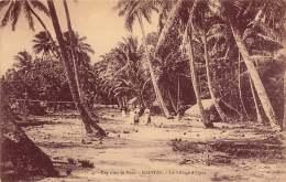ILES SOUS LE VENT RAIATEA LE VILLAGE D'OPOA - French Polynesia