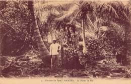 ILES SOUS LE VENT RAIATEA  LA PIERRE DUBROI - French Polynesia