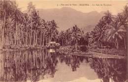 ILES SOUS LE VENT RAIATEA LA  BAIE DE TEVAITOA - French Polynesia