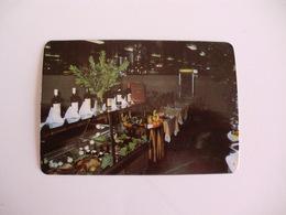Restaurante Concha Lisboa Portugal Portuguese Pocket Calendar 1995 - Calendars