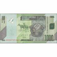 TWN - CONGO DEM. REP. 101b - 1000 1.000 Francs 30.6.2013 QB - G UNC - Congo