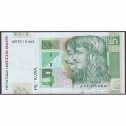 TWN - CROATIA 37 - 5 Kuna 7.3.2001 A XXXXXXX D UNC - Croazia