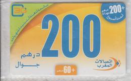 MOROCCO 2017 JAWAL 200+200 UNITS 3 G - Morocco