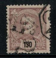 Portugal // 1895-1905 //  Charles Ier 150r Brun-rouge Oblitéré - 1892-1898 : D.Carlos I