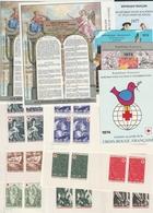 Frankrijk Faciale 83.80 Bloc Et Carnets  FRF - Verzamelingen