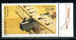 FRANCE PA N° 61a   BIPLAN BREGUET XIV NEUF ** - Poste Aérienne