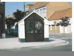 Drogenbos (1620) : La Petite Chapelle De La Rue Marie Collart (17ème). CPSM. - Drogenbos