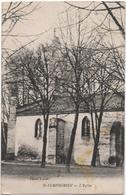 ST SYMPHORIEN L EGLISE RARE - Francia