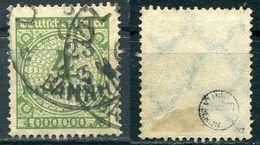 Deutsches Reich Michel-Nr. 316P Gestempelt - Geprüft - Germany