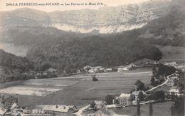 ET-SUISSE LA FERRIERE SOUS JOUGNE-N°C-4379-H/0397 - Suisse
