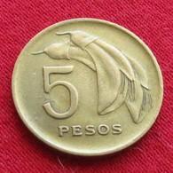 Uruguay 5 Pesos 1968 KM# 50  Uruguai - Uruguay