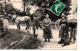 59 NORD DOUANE HAUTMONT FRONTIERE DOUANIERS CHIENS - France