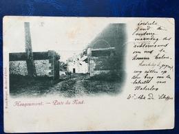Waterloo-Hougoumont-porte Du Nord-1899 - Waterloo