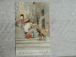 NAPOLI  GRADINI S. BARBARA     NAPLES - Napoli (Naples)